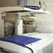 Ganzkörperhyperthermie und Fieberbett in der BioMed Klinik