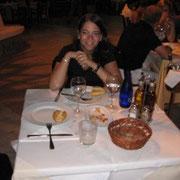 Lieblingsrestaurant am Hafen von Estepona