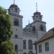Benediktinerkloster Rheinau