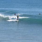 Surfer-Feeling in Malibu