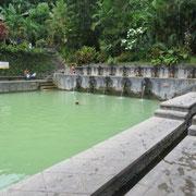 Air Panas Banjar Schwefelquellen