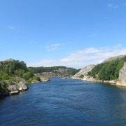 Gullmaren-Fjord