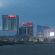 """Sonnenaufgang"" in Atlantic City"
