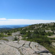 Acadia Nationalpark - Cadillac Mountain