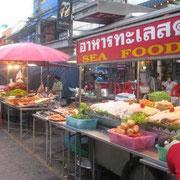 Markt in Hua Hin