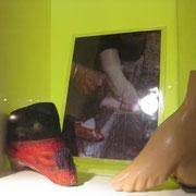 Im Schuhmuseum
