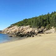 Acadia Nationalpark - Sand Beach