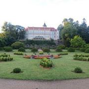 Das stattliche Schloss