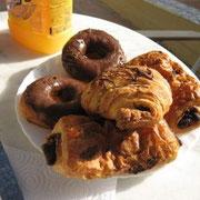 Frühstück auf andalusisch ;)