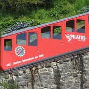 Die Pilatus-Bahn