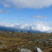 Mount Washington Auto Road - Ausblick