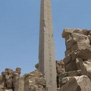 Karnak Tempelanlage bei Luxor - Obelisk