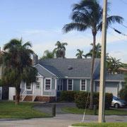 Typisch amerikanische Häuser - so schön!