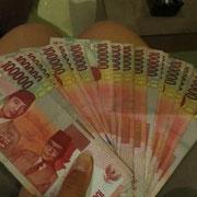 Wir sind reich :)