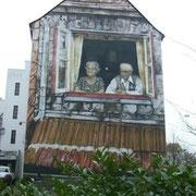 Fassaden-Kunst in Bremen