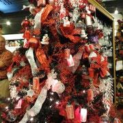 """Coca Cola Weihnachtsbaum im """"It´s always Christmas in New York"""""""