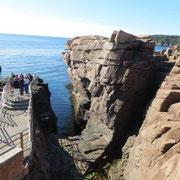 Acadia Nationalpark - Thunder Hole