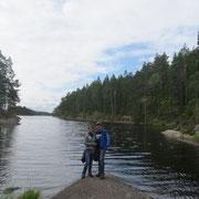 Wandern im Tresticklan Nationalpark