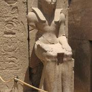 Karnak Tempelanlage bei Luxor