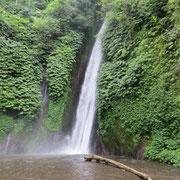 Wasserfall von Munduk