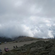 Mount Washington Auto Road - Am Ziel
