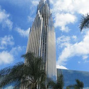 Crystal Cathedral in LA