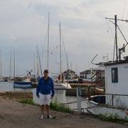 Hafen in Grönhögen