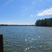 Auf offener See