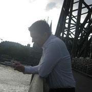 """""""...Gemeinsam werfen wir die Schlüssel, in den Rhein hinein..."""" :)"""