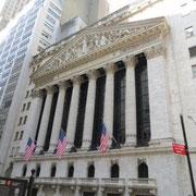 Die New York Stock Exchange