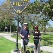 Segwaytour durch Beverly Hills