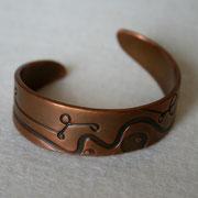 029/bracelet en cuivre