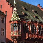 Der Ort des hr works_Forum China 2015: Das Historische Kaufhaus in Freiburg