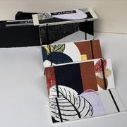 Rythme, 2016, bois gravé et gaufrage, 8,5 X 22,5 X 4,7cm, échelle de Jacob