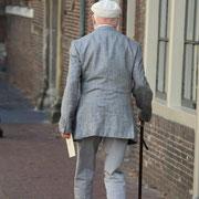 solitude perte autonomie personne âgée