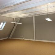 Dachwohnung renovieren