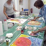 Workshop| Einlassen - Loslassen mit Marlies Fromm | August 2020