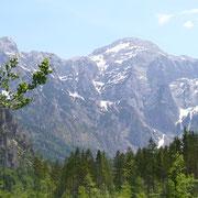 Totes Gebirge Richtung Pühringer-Hütte