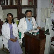 Dr. Neelan Paul und Dr. Rajindra Paul