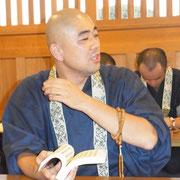 観月院竹田住職にも解説いただきました。