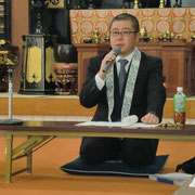 青柳会長退任。2年間ありがとうございました!