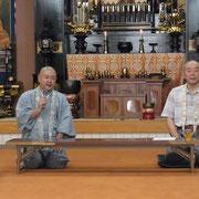 藤井宗務所長より激励のお言葉をいただきました。