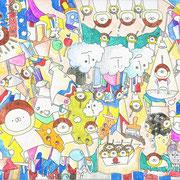 「いざパパラッチ!たこやき帝国」2017.9 SM【SOLD OUT】