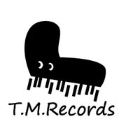 T.M.Recordsロゴ 「ピアノくん」2016.4