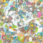 「遊具地図」 2013.2(409mm×318mm)