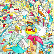 「想像を遊べ」 2018.8 SM