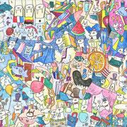 「帝国民の賑やかわちゃわちゃライフfeat.ピアノくん」2017.9 SM【SOLD OUT】