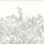 「ミルクにぷかぷか!うさぎ帝国構想中」2017.9 SM【SOLD OUT】