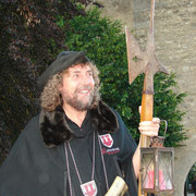 Night watchman tour in Rothenburg