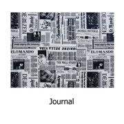 tela resinada Journal